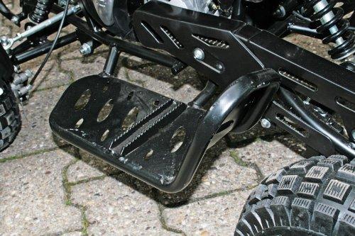 mini-quad-fussablage